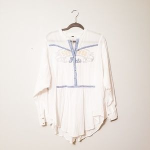 FREE PEOPLE Sunflower Tunic